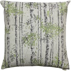 Square Cushion - Sage