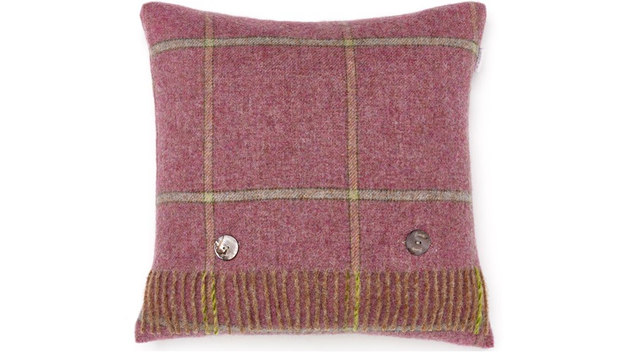 Kingham Cushion - Heather
