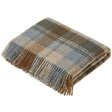 Snowshill Eau De Nil Throw