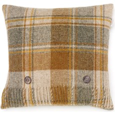 Snowshill Cushion - Mustard