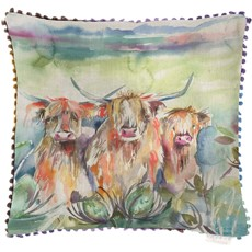 Heilan Herd Square Cushion
