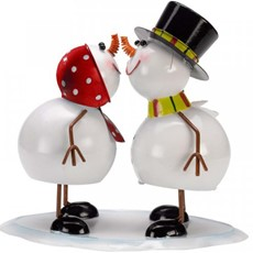Mr & Mrs Frosty