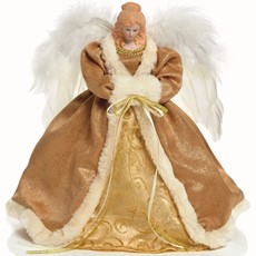 LED Angel Topper - Gold