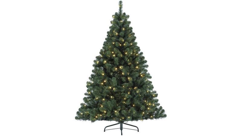 Imperial Pine Pre Lit Christmas Tree