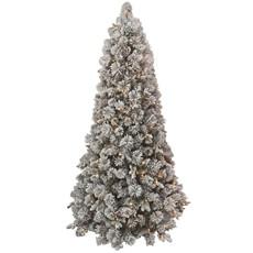Snow Christmas Tree - 7ft