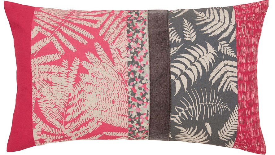 Clarissa Hulse Espinillo Cushion - Hot Pink