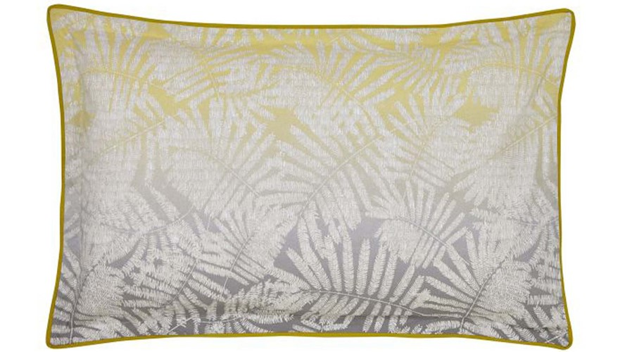 Clarissa Hulse Espinillo Oxford Pillow Case - Turmeric