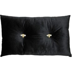 Bumble Cushion - Black