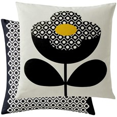 Orla Kiely Buttercup Square Cushion