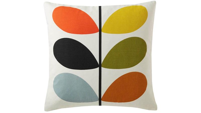 Orla Kiely Multi Stem Square Cushion