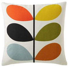 Orla Kiely Multi Stem Square Cushion