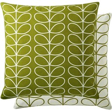 Orla Kiely Linear Stem Square Cushion - Apple