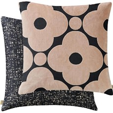 Orla Kiely Spot Flower Square Cushion - Tea Rose