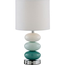 Mia Table Lamp - Duck Egg