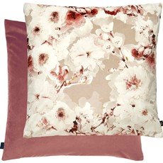 Blossom Square Cushion - Pink