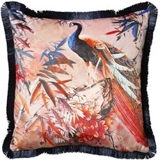 Shiva Square Cushion - Pink