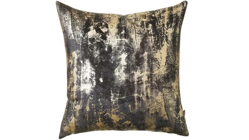 Moonstruck Square Cushion - Charcoal
