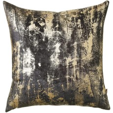 Moonstruck Square Cushion - Charcoal