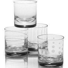 Mikasa Cheers Tumblers - Set of 4