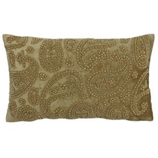 Cochin Square Cushion - Gold