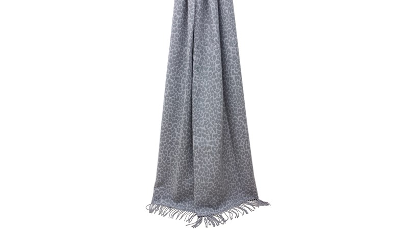 Mara Throw - Grey