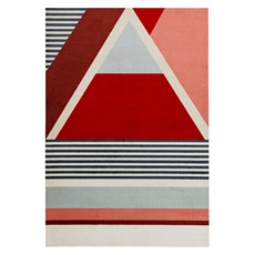 Riley Rug - Red