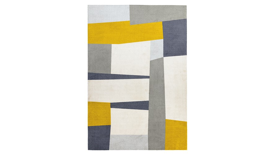 Riley Rug - Yellow