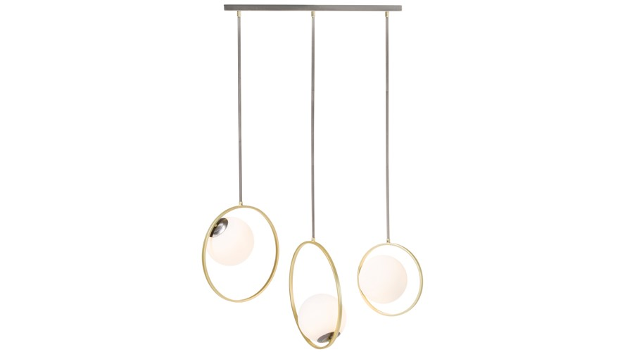 Leah Pendant Lamp - Gold