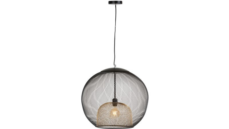 Marco Pendant Lamp - Black