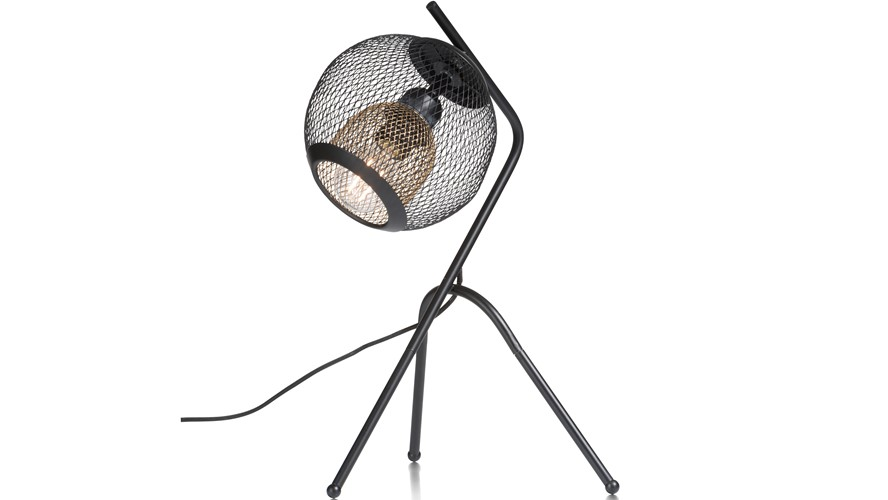 Marco Table Lamp - Black