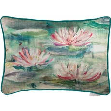 Perdita Topaz Rectangular Cushion