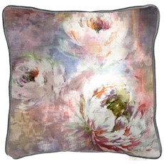 Roseum Sunset Square Cushion
