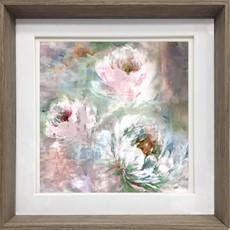 Roseum Coral Framed Print - Nut