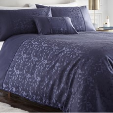 Lucien Boudoir Cushion - Navy