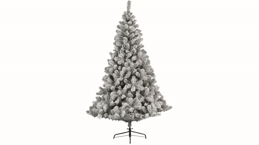 Imperial Pine Frosted Christmas Tree - 2.1m