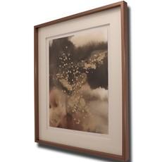 Mountain Seasons 1 Framed Print