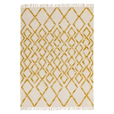 Hackney Rug - Diamond Yellow