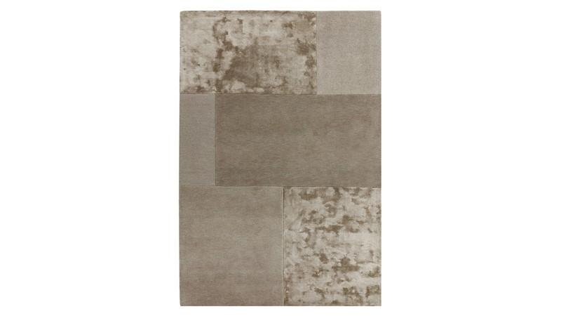 Tate Rug - Silver