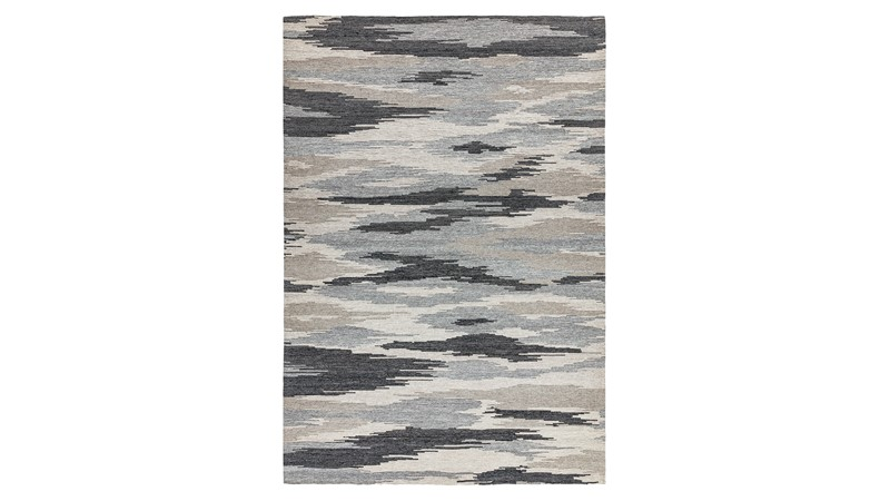 Shade Rug - Strata Grey