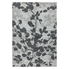 Shade Rug - Leaf Grey