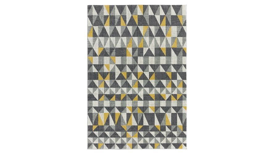 Nova Rug - Flag Yellow