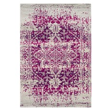 Nova Rug - Antique Fuchsia