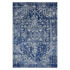 Nova Rug - Antique Navy