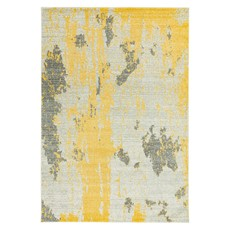 Nova Rug - Painterly Ochre