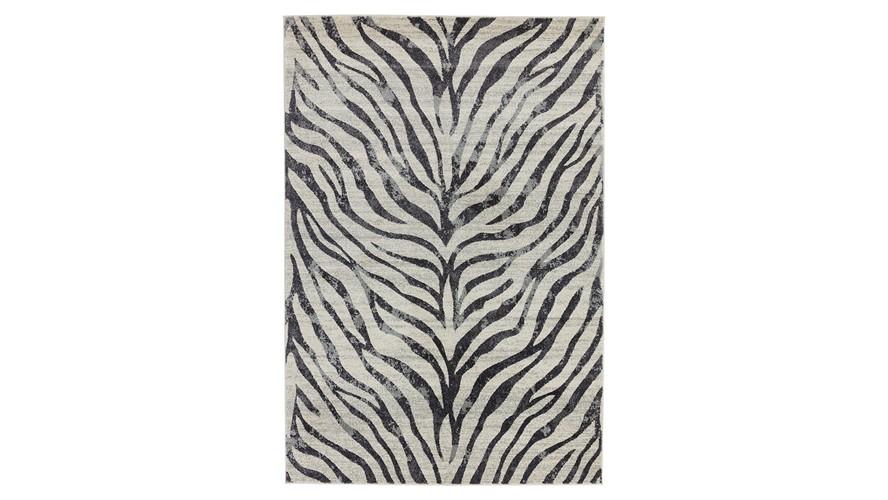 Nova Rug - Zebra Grey