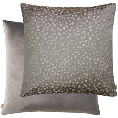 Textured Cushion - Mink