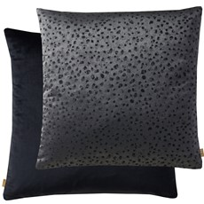 Textured Cushion - Black