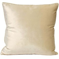 Luxe Velvet Square Cushion - Ivy