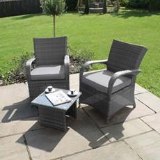 Eden Flatweave 3 Piece Lounge Set