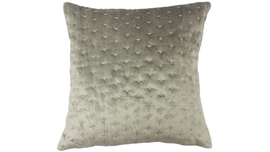 Moonlight Cushion - Silver